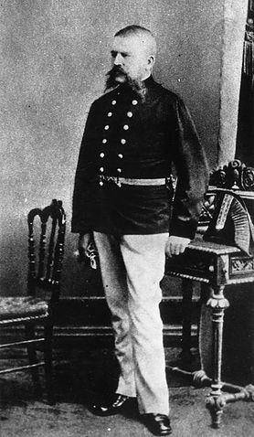Hitler's Father Alois ca. 1890
