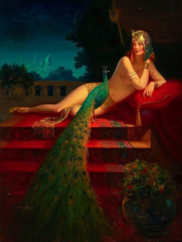 Cleopatra by Edward Mason Eggleston