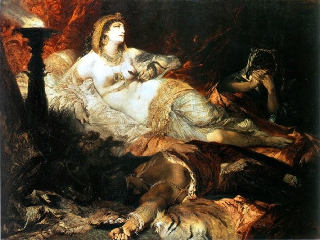 Cleopatra and the Snake
