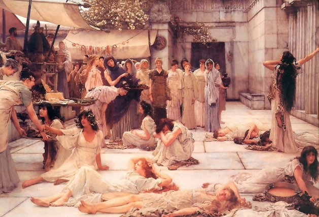 The Woman of Amphissa