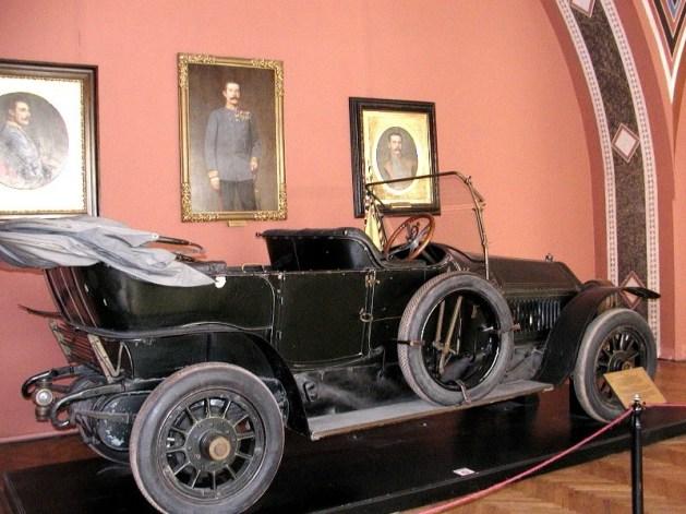 Gräf & Stift Car
