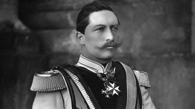 Wilhelm at age 21
