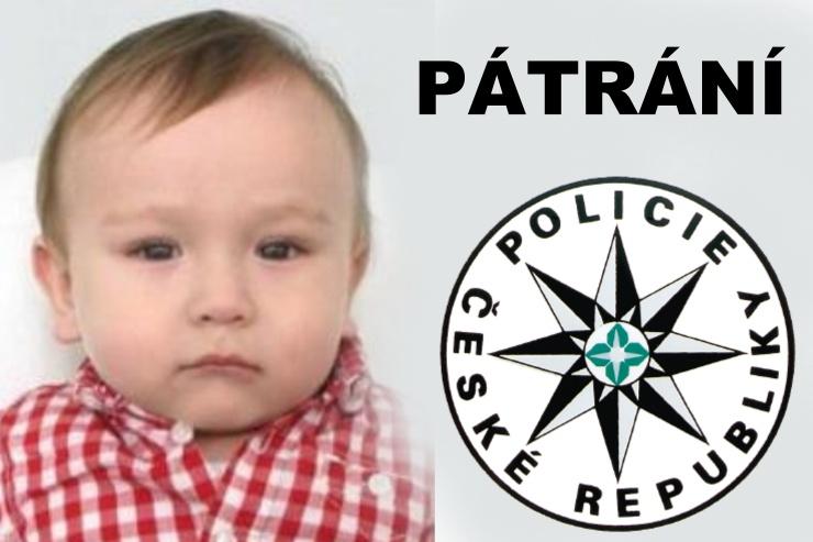 DÍTĚ V OHROŽENÍ: Policisté v Děčíně pátrají po teprve čtyřletém pohřešovaném chlapci