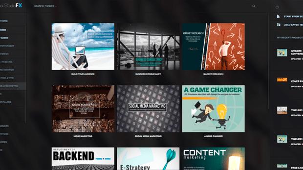 Social Studio FX - Social Media & Advertising Graphics Creator by Jimmy Kim