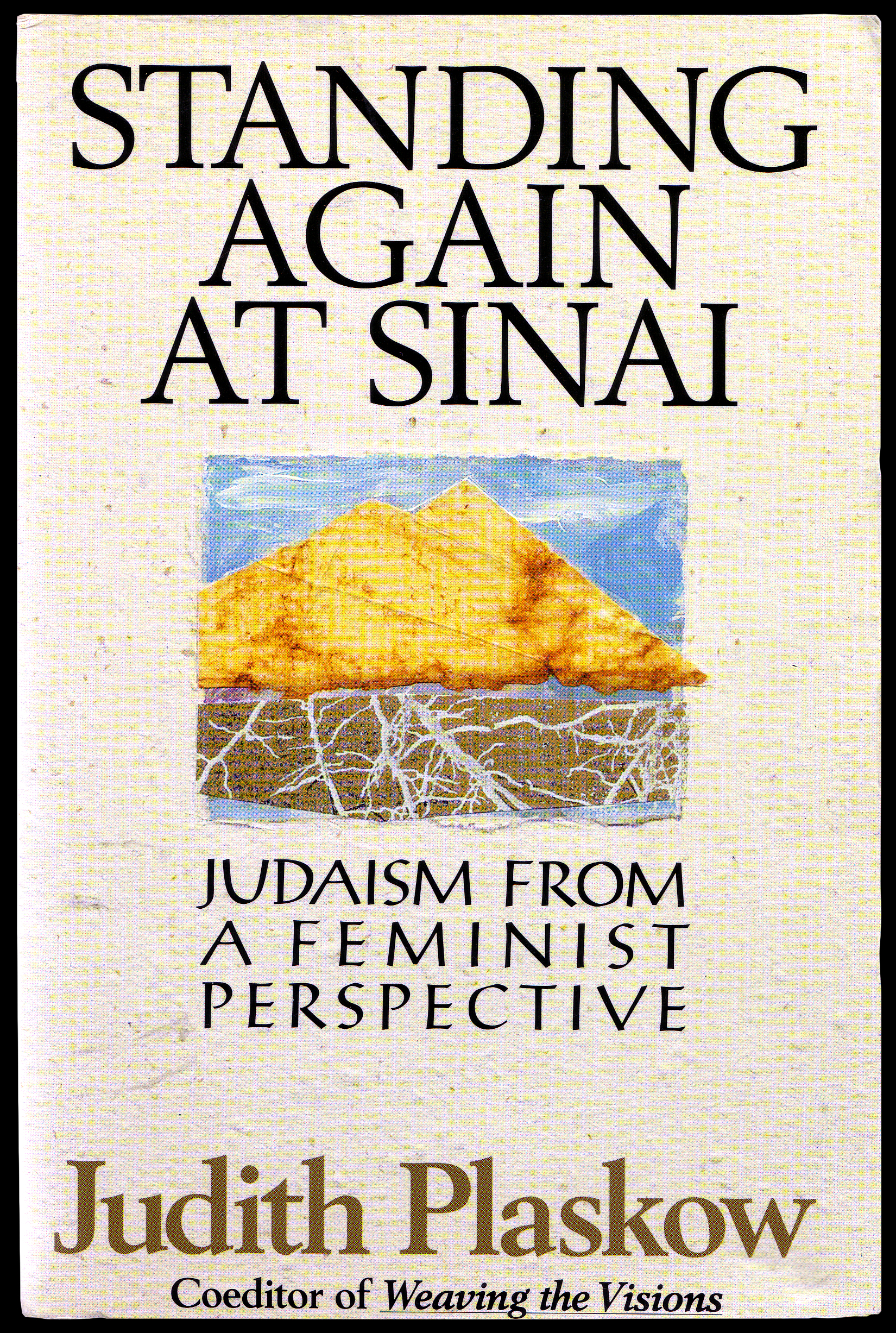 Judaism from a feminist perspective Judith Plaskow