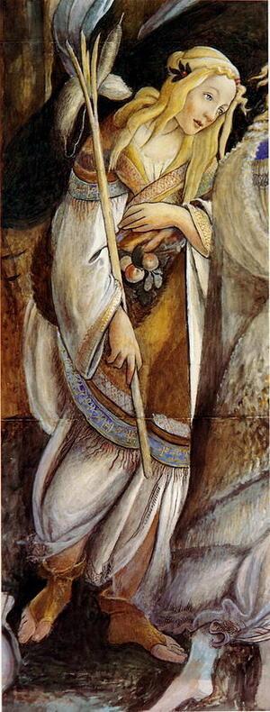 Zipporah: Bible