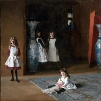 John Singer Sargent (American, 1856-1925): The Early Portraits. Part 1.