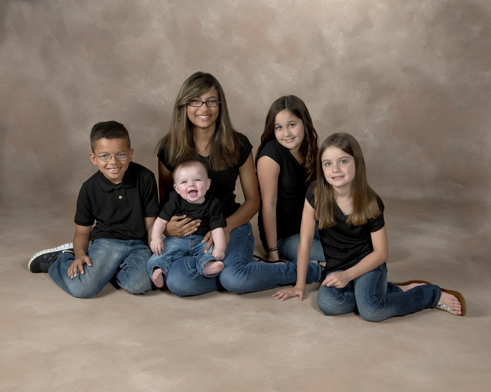 Family Portraits At Chandler Studios Can Be Perfect For