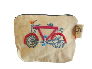 Bicycle pouch