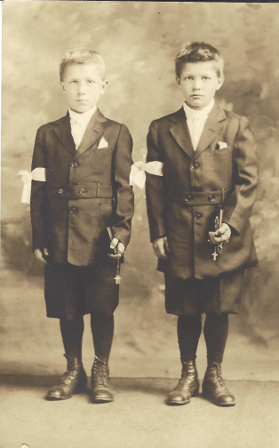 Julian and Walter Baczyski