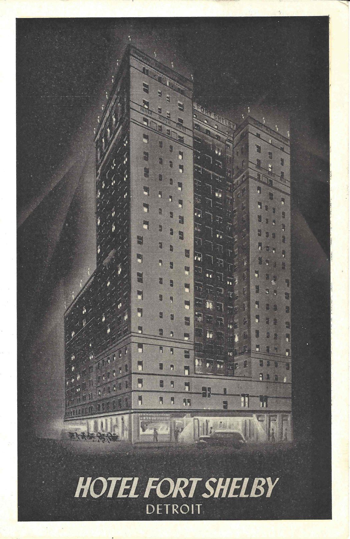 Hotel Fort Shelby