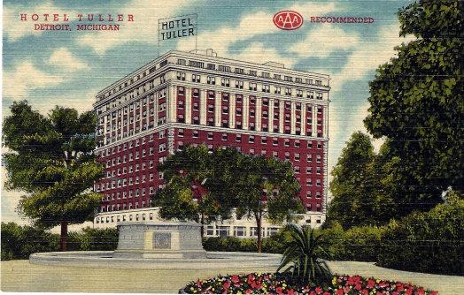 Hotel Tuller