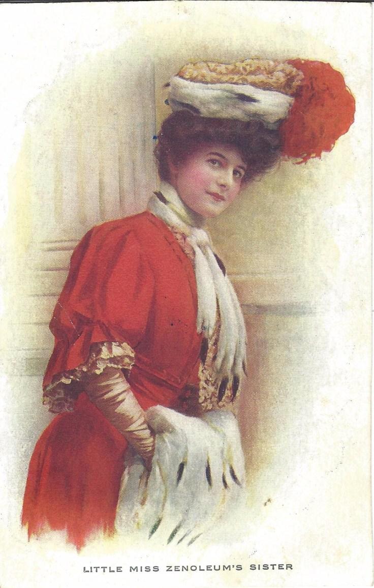 Little Miss Zenoleum's Sister
