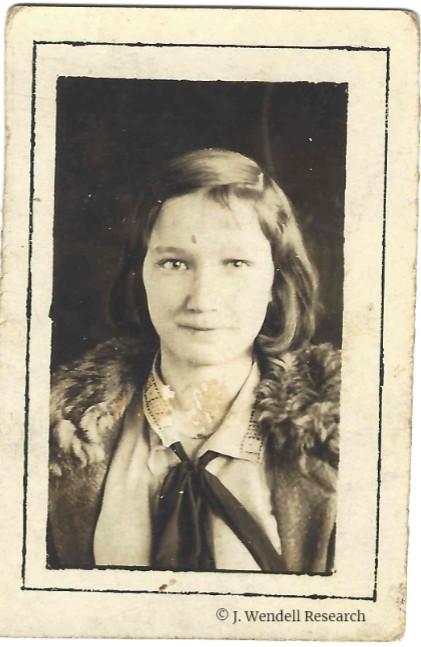 Alberta Holt, 13