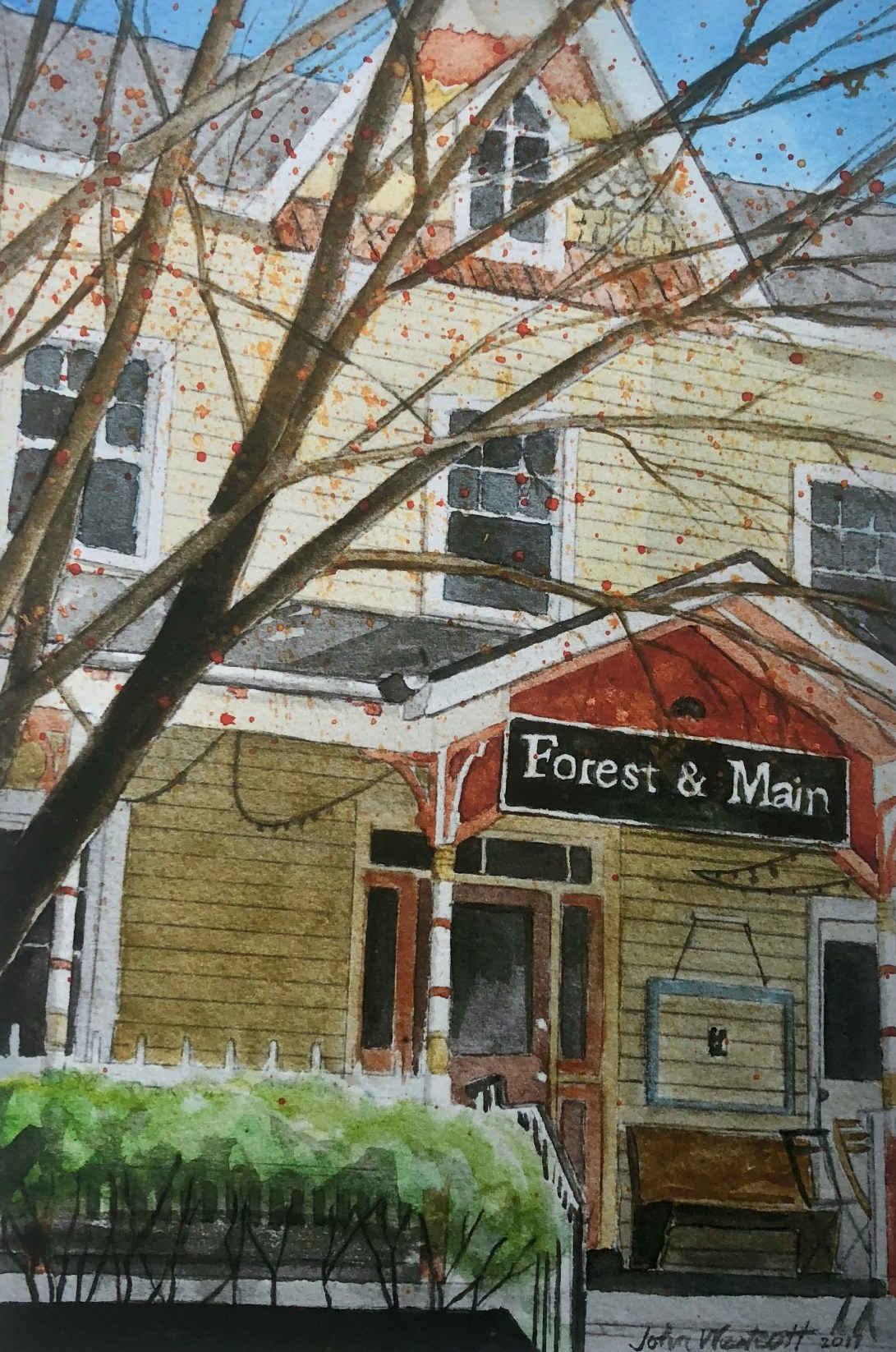 Forest & Main