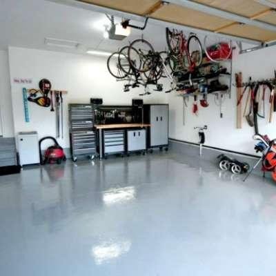 Affordable Garage Floor Installation Repair And