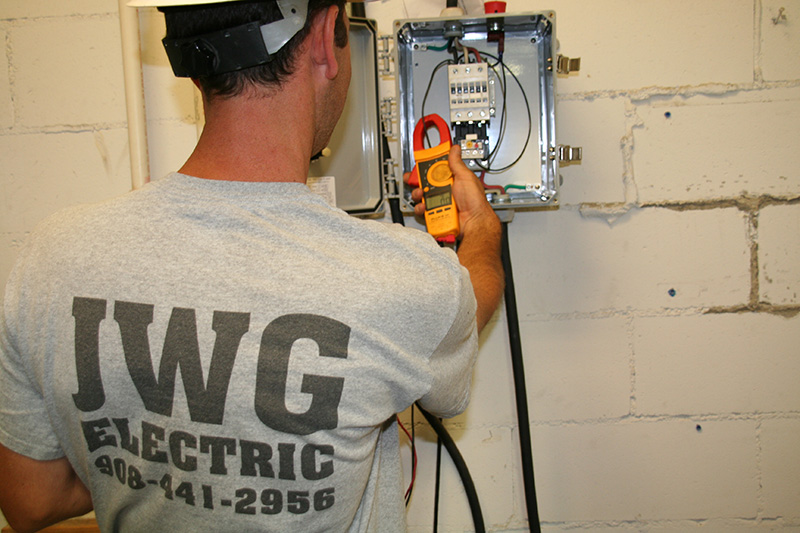 JWG Electrical Contractor serving Morris County, NJ
