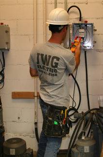 Who we are JWG Electrical Contractor, Long Valley, NJ