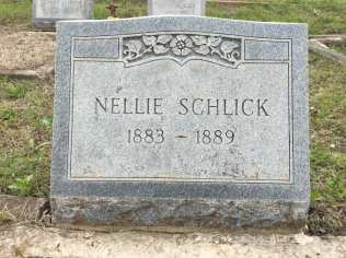 15 Nellie Schlick