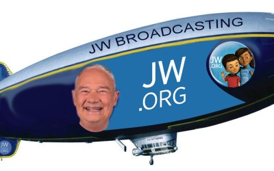 Watchtower Acquires Blimps For Aerial Publicity: Jehovah's Witnesses Shocked