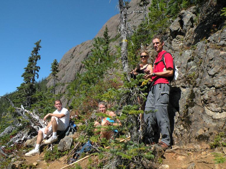 Arrowsmith hike LDSCN2448