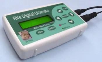 Dr. Hulda Clark Rife Digital Ultimate