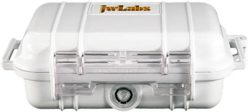 JWLABS Model A4 Rife Machine Rife Technology Crush Proof Case