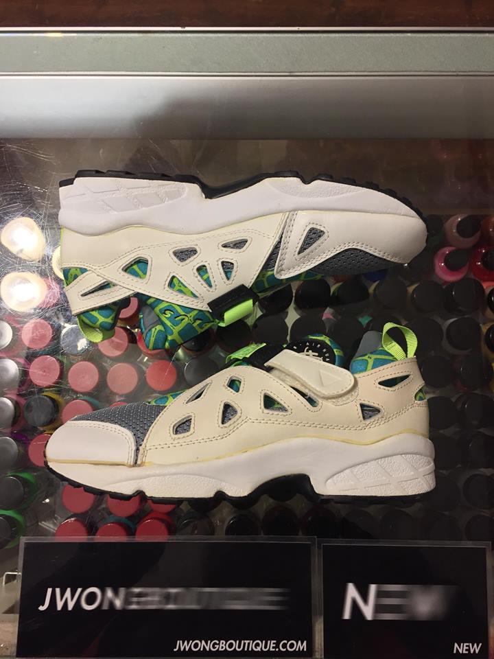 1993 Nike Air Huarache Plus Aqua