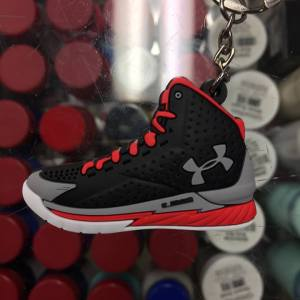 e43f05d6f 2015 Under Armour Curry One Underdog 2D Keychain