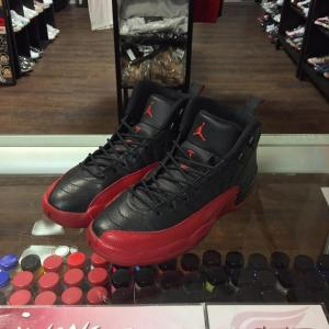 3f3e58bfad183 2016 Nike Air Jordan XII Flu Game Bred