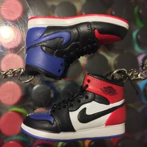 c4be5b7bd 2016 Nike Air Jordan I Top 3 3D Keychain