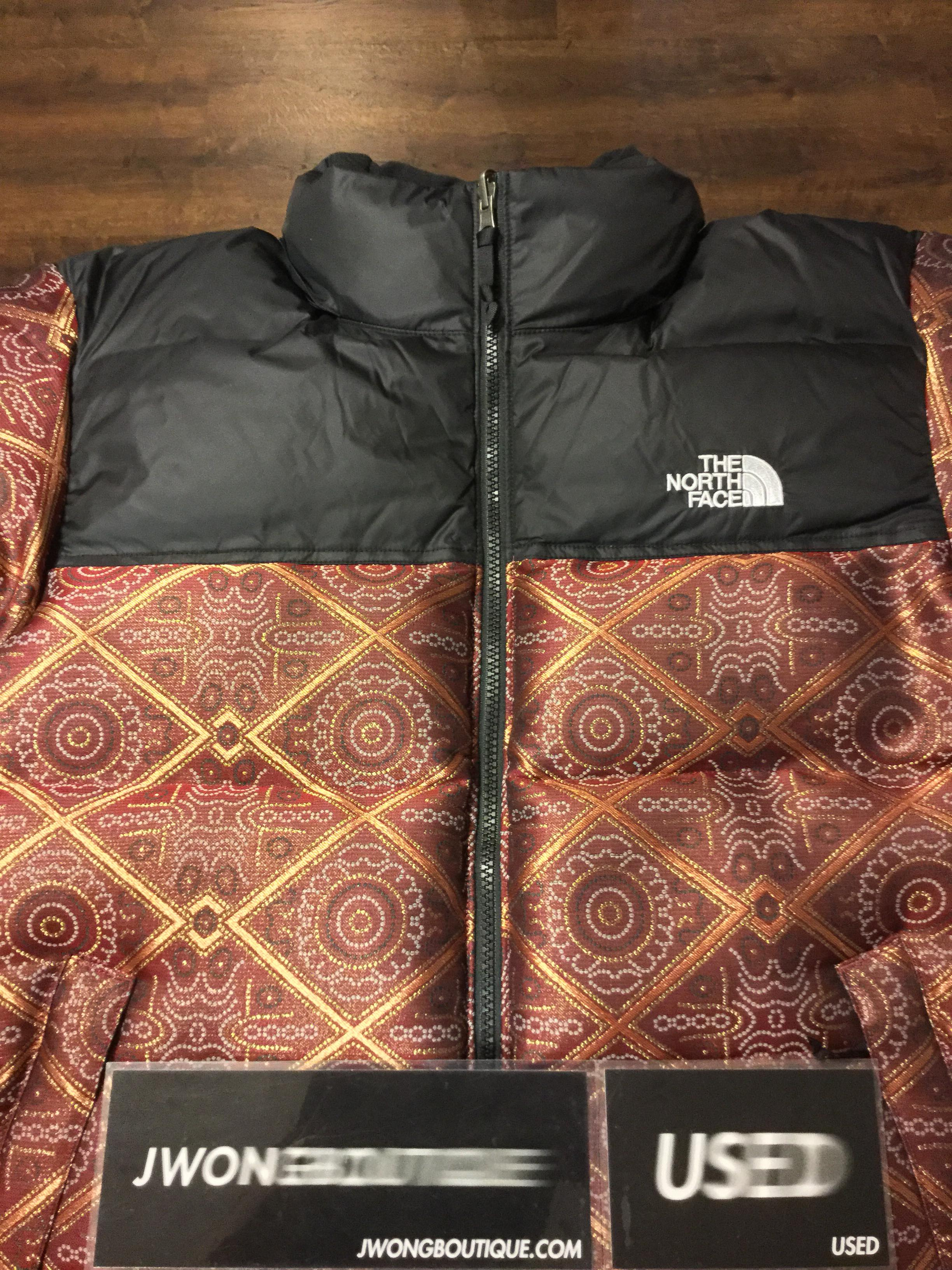 ... new zealand 2018 the north face nordstrom nuptse 700 fill power down puffer  jacket red jwong ... 83b0b39d8