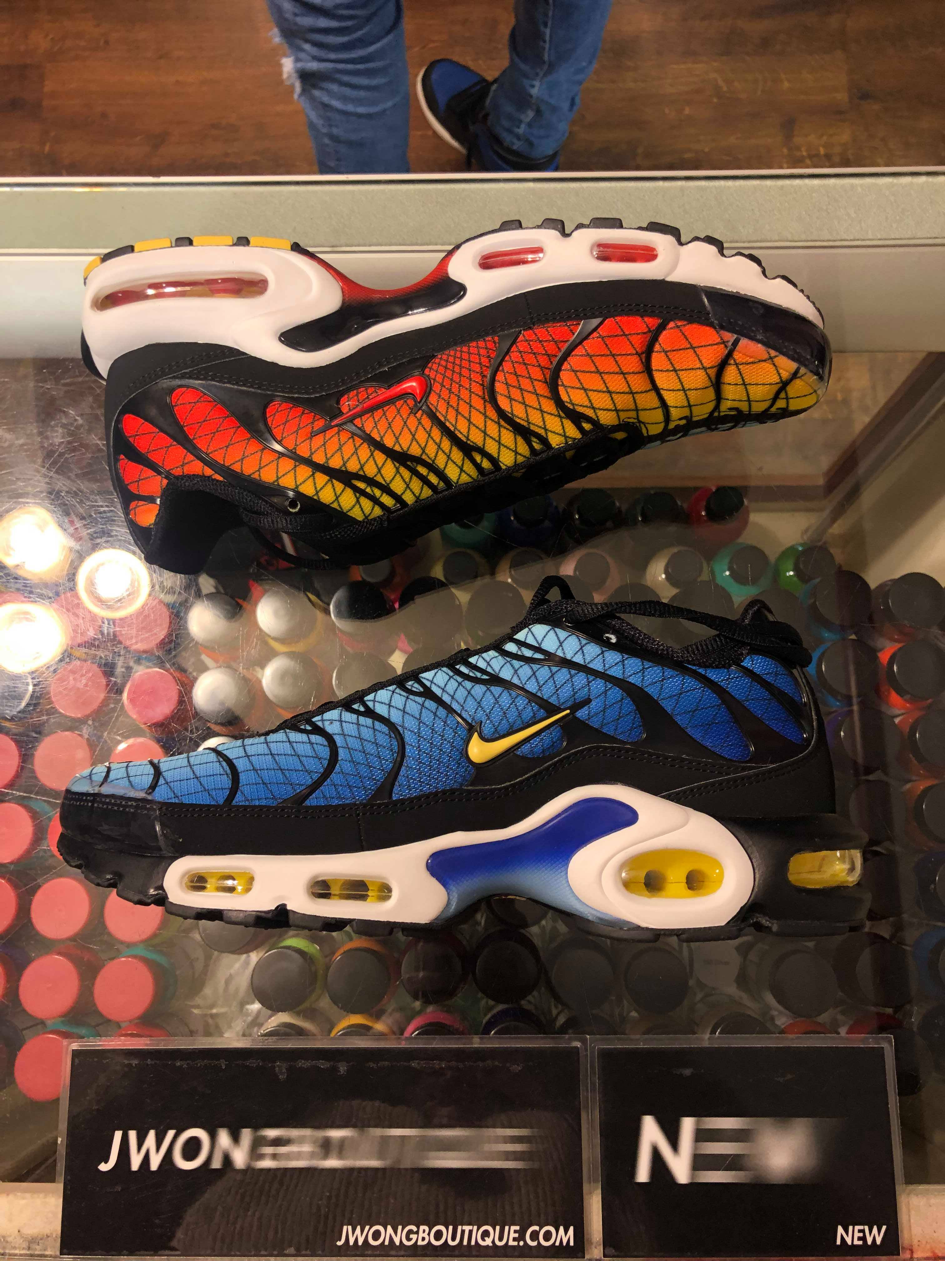 outlet store bba92 36e7a 2018 Nike Air Max Plus Greedy Men
