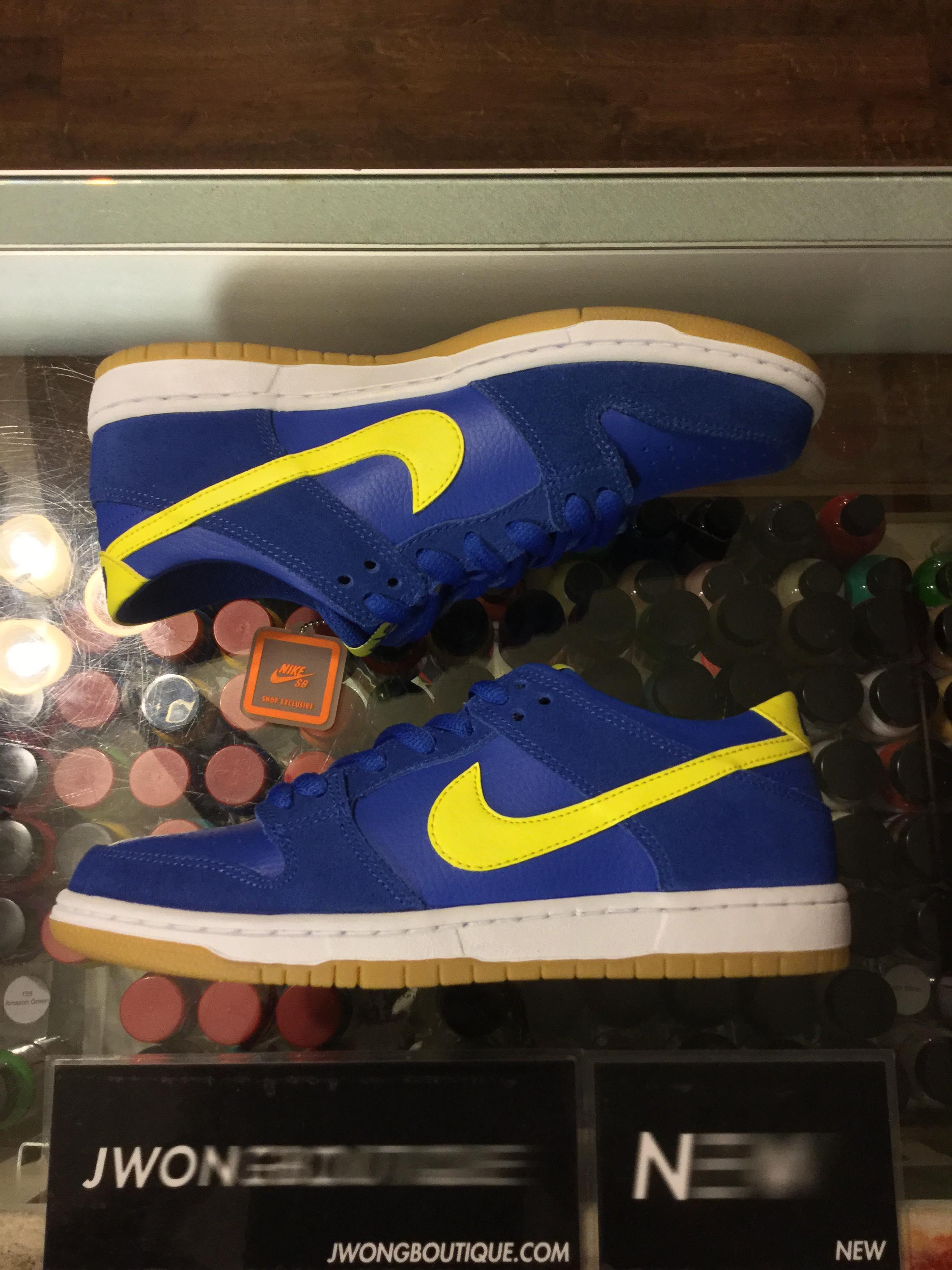 sale retailer 02e1c 52cae 2018 Nike SB Zoom Dunk Low Pro Boca Juniors