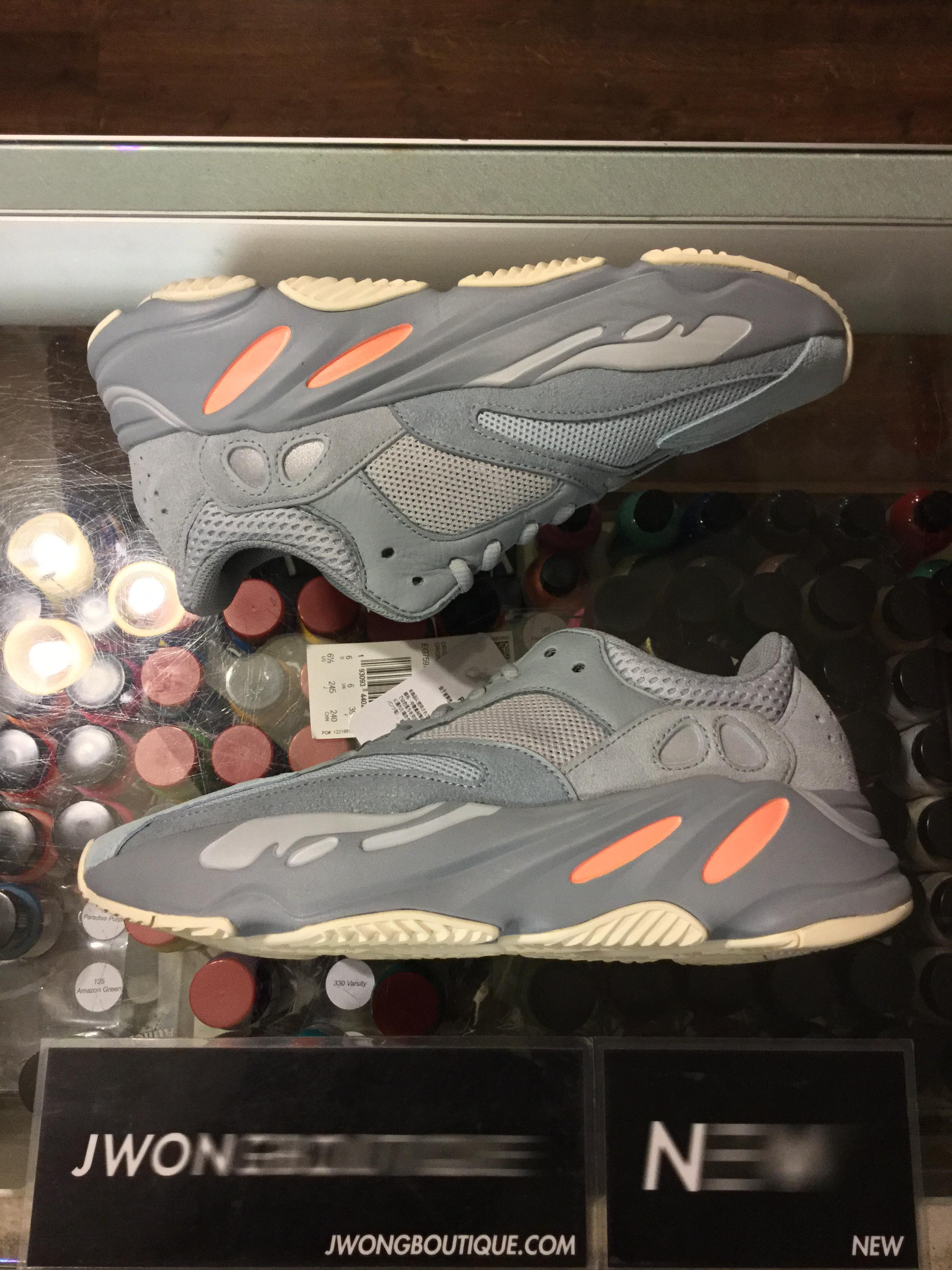 a60c5ce20c24d 2019 Adidas Yeezy Boost 700 Inertia Youth