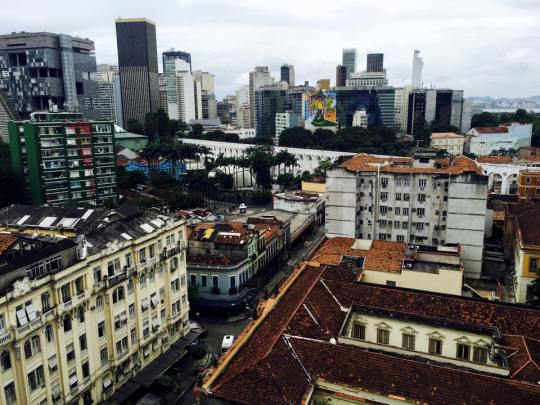 View over Lapa