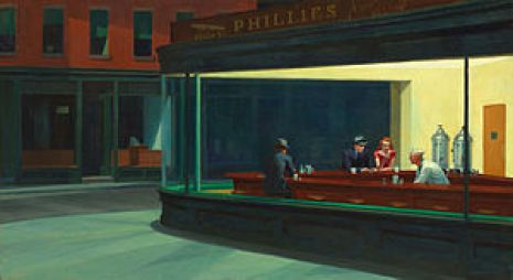 300px-Nighthawks_by_Edward_Hopper_1942