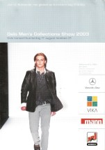 Oslo Mens Collections Show 2003
