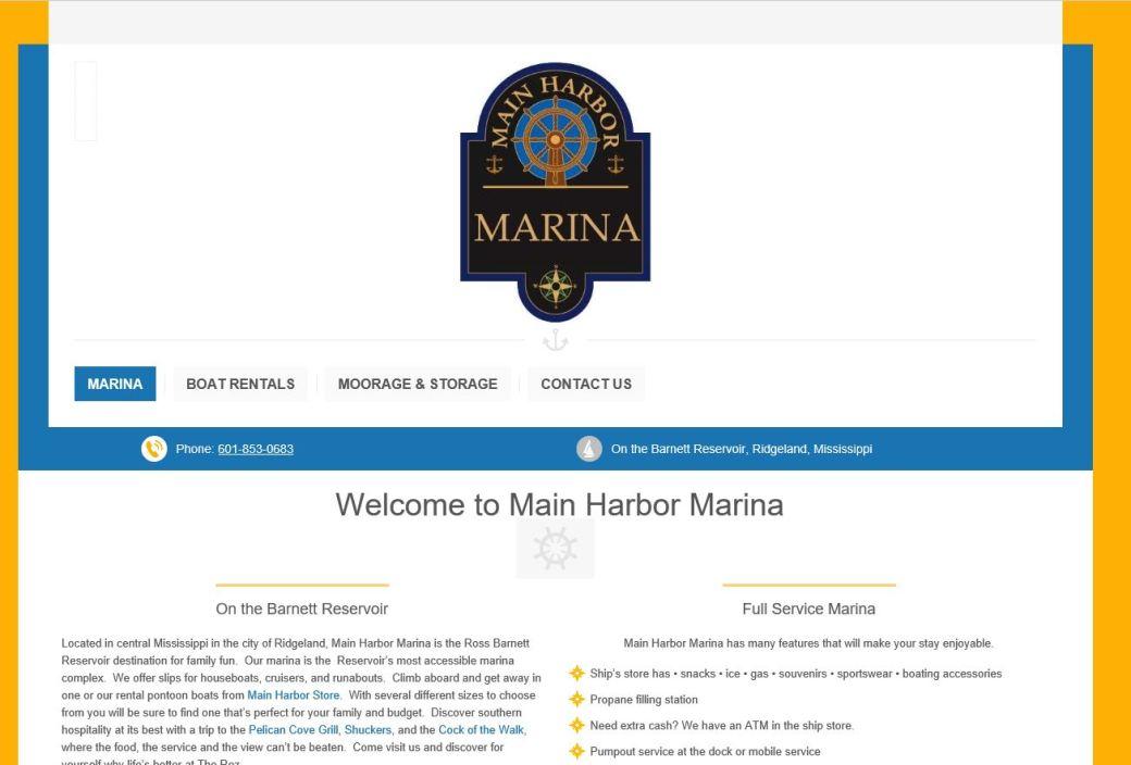 mainharbormarina.com