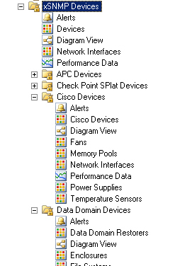 xsnmp management pack