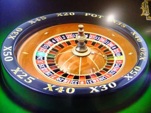 オンラインカジノで遊べるルーレット