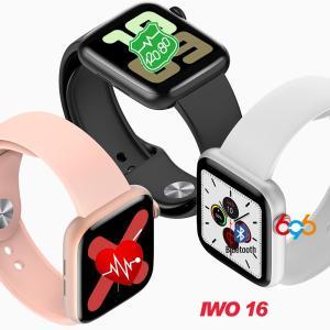 2020 New iwo 16 smart watch 1:1 44MM Watch 5 W75M W75 support Blood Oxygen ECG Blood Pressure Heart Rate Monitor Smartwatch