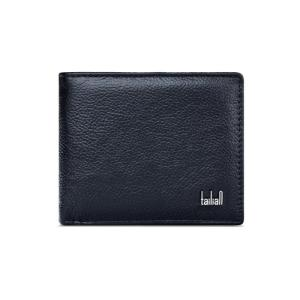 Men Wallet Natural Leather Bags Gift For Husband  Classic Business Short Wallet Coin Purse Men'S Card Holder H005