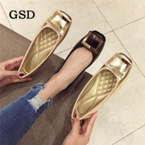 Big Size 35-42 Women Flats New Arrival Solid Shoes Woman Loafers Spring Autumn Fashion Flat Casual Shoes zapatos de mujer