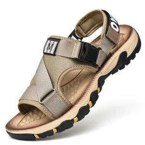 Men Sandals Beach Shoes Casual Roman Shoes Outside Breathable Mens Sandals Summer Comfortable Light Sandalias Hombre