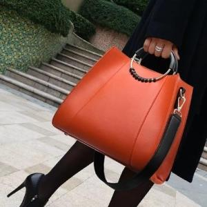 NEW Casual Simple Women's Handbags High Quality Leather Tote Bag Big Size Shoulder Bag Female Large Capacity Ladies Shopping Bag
