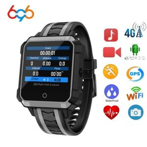 696 NEW H7 Smart Watch IP68 Waterproof Men Android 4G Bluetooth Sport Waterproof MTK6737 Camera Outdoor Watch For IOS Android