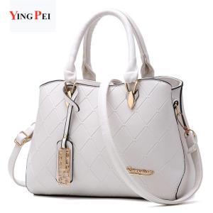 women bag Fashion Casual women's handbags Luxury handbag Designer Shoulder bags new bags for women 2020 white Simulation leather