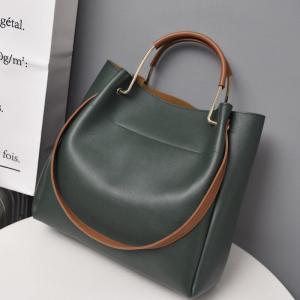 Leather Handbags Luxury Lady Hand Bags Women's  Messenger Bag Big Tote