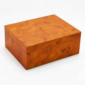 cigar box Humidor cedar wood cigar moisturizing box with Hygrometer Humidifier puros habanos humidor de puros